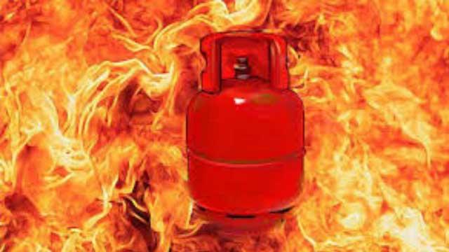 Gas cylinder blast in Cattogram; 6 injured