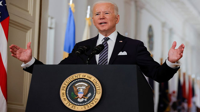 Biden lays out next phase of Covid fight, urges vigilance in national televised speech