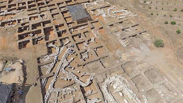 ইসরাইলে ৫ হাজার বছরের পুরনো শহর আবিষ্কার