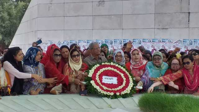 খালেদা জিয়া সম্পর্কে মিথ্যা তথ্যে জাতিকে বিভ্রান্ত করা যাবে না : মির্জা আলমগীর