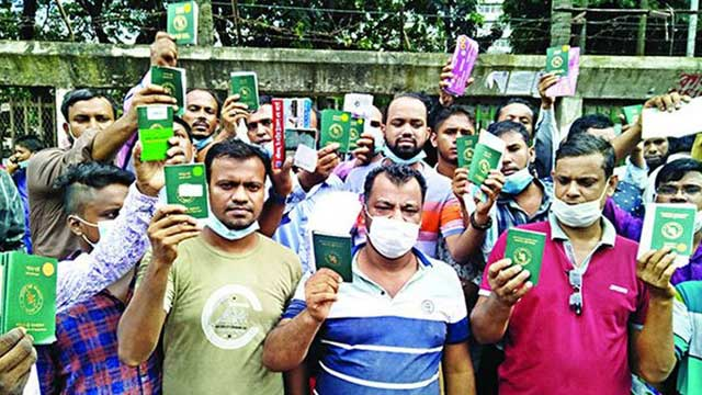 Dhaka seeks extension from Riyadh over visa, work permits