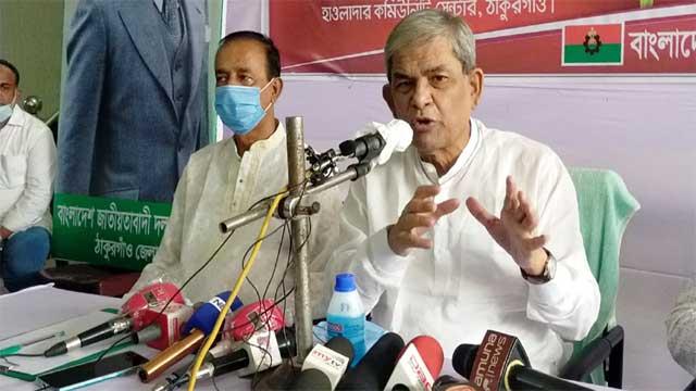 'রাজনৈতিক কারণেই বিএনপি নেত্রী খালেদা জিয়াকে সাজা দেওয়া হয়েছে'