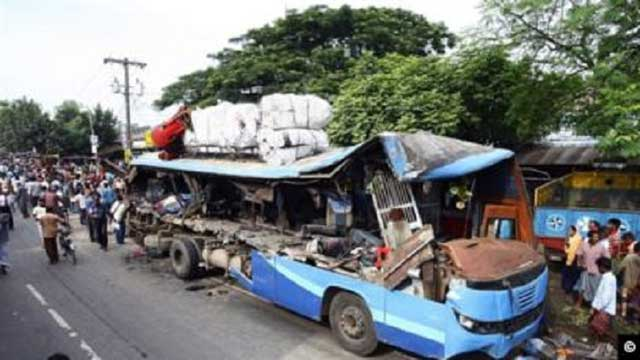 Bangladesh's roads remain perilous as 37,170 killed in 5 years