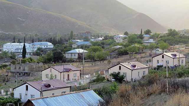 দখলমুক্ত করে মাদাগিজ শহরের নতুন নাম দিল আজারবাইজান