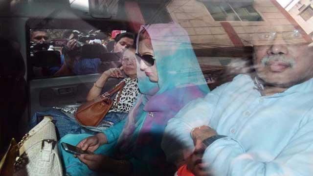 খালেদা জিয়ার সঙ্গে কারাগারে ৬ স্বজনের সাক্ষাৎ