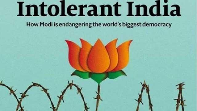 'আতঙ্কে আছে ভারতের ২০ কোটি মুসলিম'