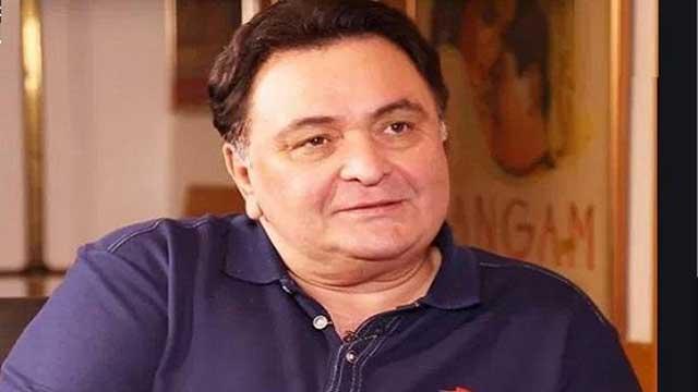 Indian actor Rishi Kapoor dies