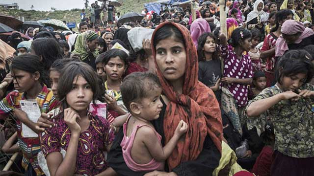 £47.5 million new UK aid announced to support Rohingyas, help Bangladesh