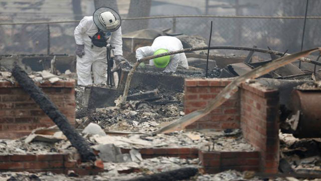 Number of missing soars to over 1000 in California fire