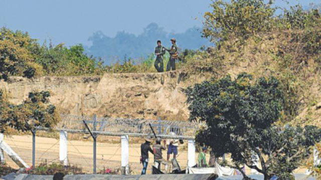 6 Rohingyas killed in air strike were with terrorists: Myanmar army