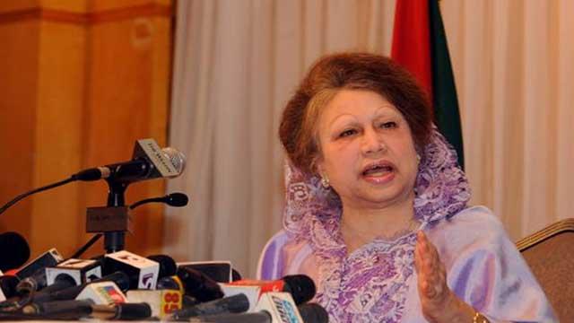 Bullet is source of Hasina's power, Khaleda Zia tweets