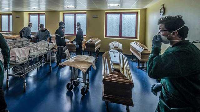 Coronavirus: Global death toll reaches 389,645