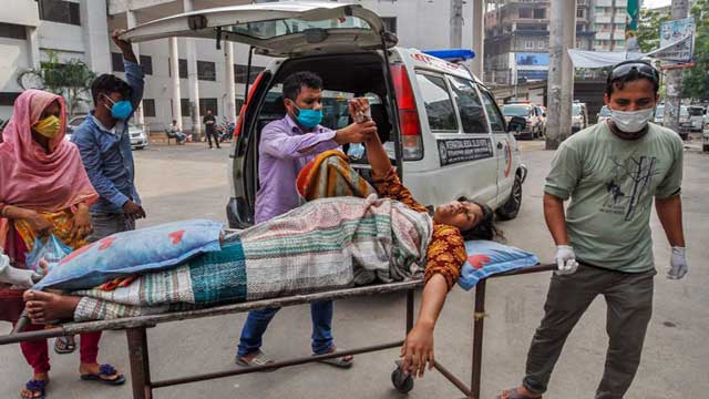Bangladesh's Covid-19 cases continue to rise; New cases 2,686 in 24 hrs