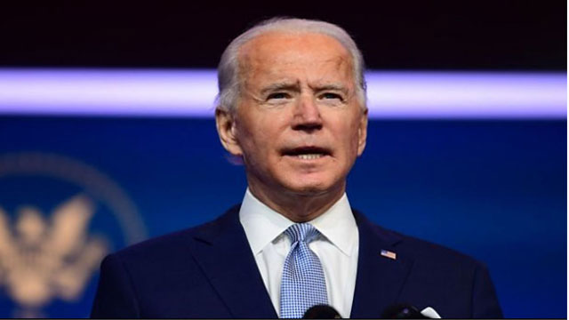 'Saying America is back,' Biden presents security and foreign policy team