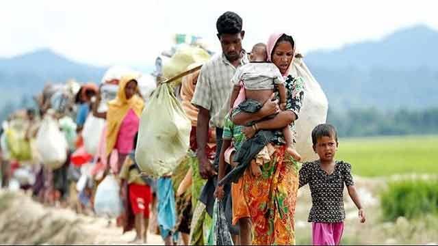 ক্ষমতায় গেলে রোহিঙ্গাদের নাগরিকত্ব দেবে মিয়ানমার ঐক্য সরকার