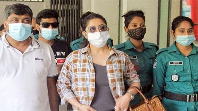 Pori Moni gets bail in drug case