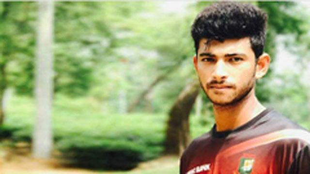 বাংলাদেশ টেস্ট দল ঘোষণা, নতুন মুখ নাঈম