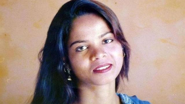 Asia Bibi freed from Pakistan jail