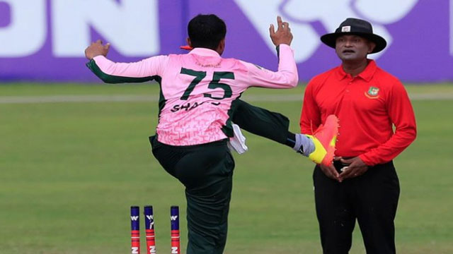 Shakib banned for three games, fined TK 5 lakh