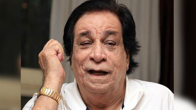 B-Town actor Kader Khan in hospital, son dismisses reports of his death