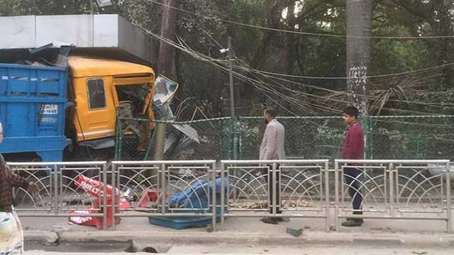 4 workers killed as truck ploughs into Chattogram house