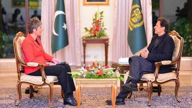 কাশ্মিরে গণভোট দিতে তৈরি পাকিস্তান : ইমরান খান