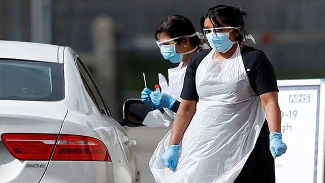 Coronavirus: Global daily death rate on decline