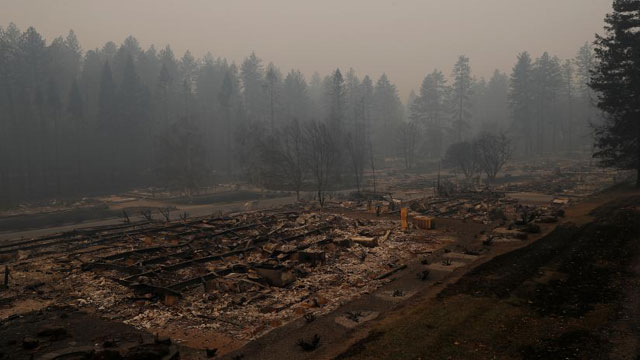 Death toll rises to 23 in US wildfire