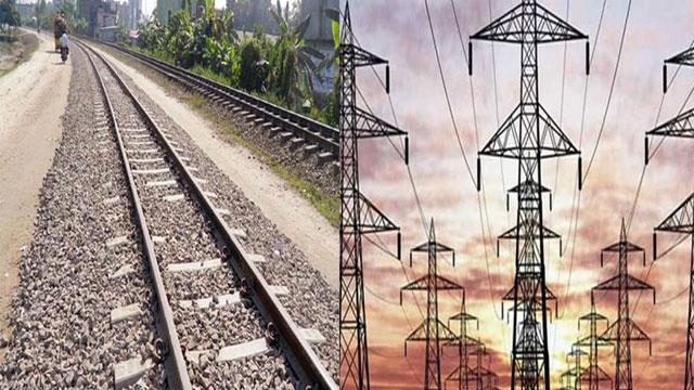 ভারতের সঙ্গে নতুন দুই রেল রুট ও বিদ্যুৎ প্রকল্প উদ্বোধন
