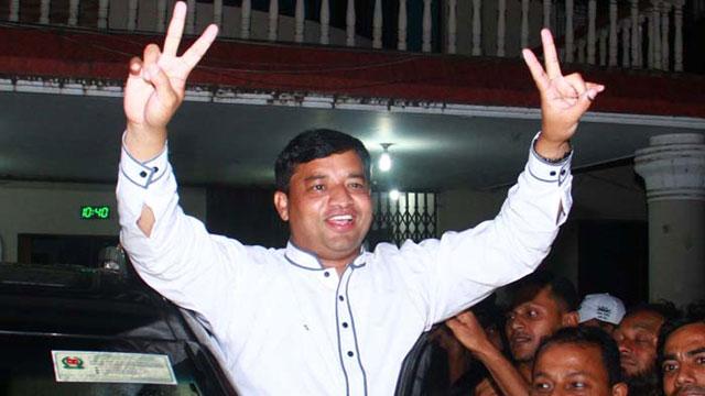 গাজীপুর সিটি নির্বাচনে বেসরকারিভাবে আ.লীগ প্রার্থী জাহাঙ্গীর আলম জয়ী