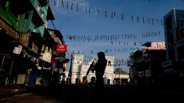 Sri Lanka bans drones, looks for bombs 4 days after attack