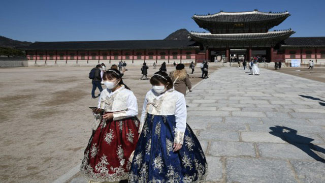 Coronavirus cases spike in South Korea