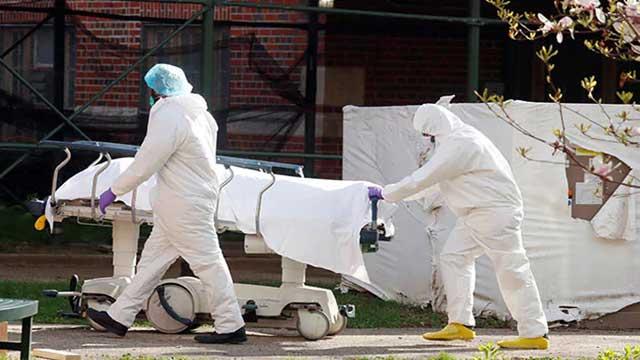 Coronavirus: Global cases now 21.8 million