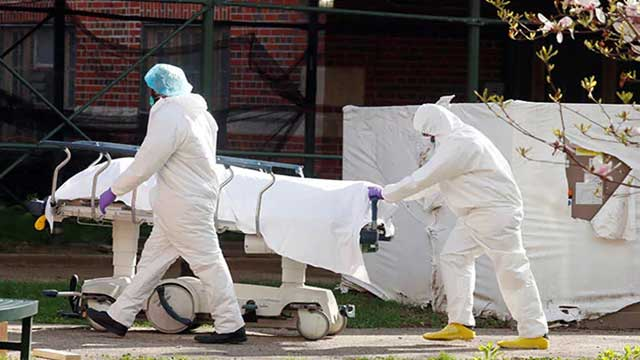 Coronavirus: Global death tally hits 803,479