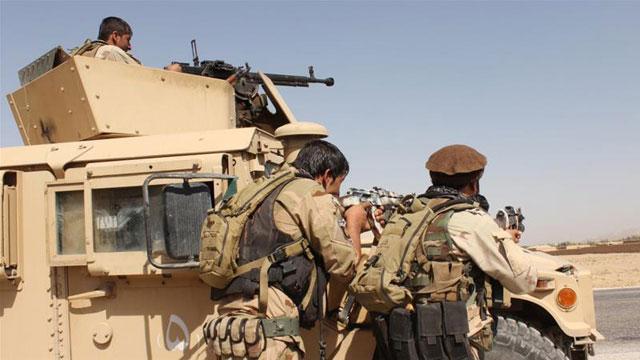 তালেবান হামলায় আফগানিস্তানে সরকারি বাহিনীর ৩৫ সদস্য নিহত