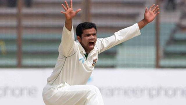 বাংলাদেশ টেস্ট দলে চমক, ৪ বছর পর ফিরলেন রাজ্জ্জাক