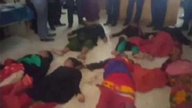 চট্টগ্রামে ইফতার সামগ্রী নিতে গিয়ে পদদলিত হয়ে ৯ নারীর মৃত্যু