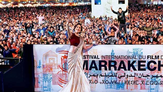 Marrakech film festival starts in Morocco