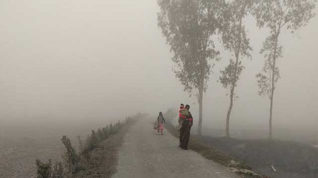 Child dies as north shivers in cold wave
