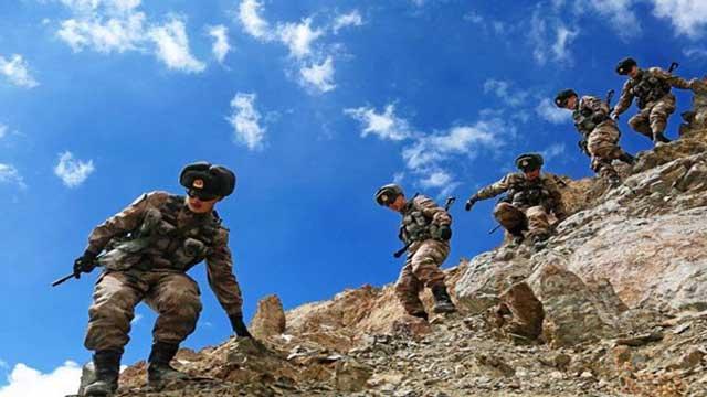 চীনকে হুঁশিয়ারি, যুদ্ধের জন্য প্রস্তুত ভারতীয় সেনাবাহিনী