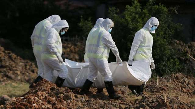 Coronavirus: US death toll tops 200,000