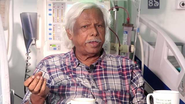 Dr Zafrullah's health condition detereorates