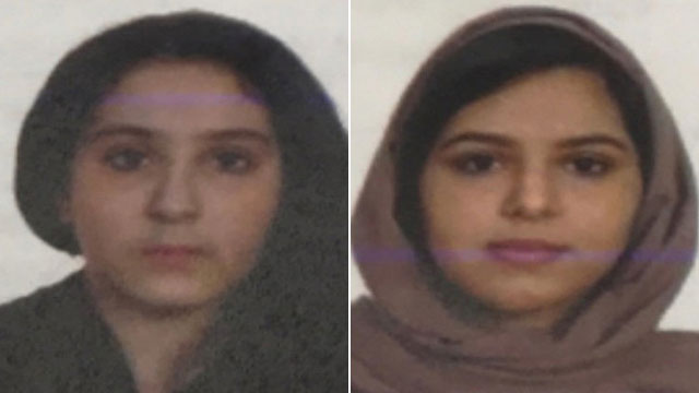 Mystery deaths: US Police say Saudi sisters entered water alive