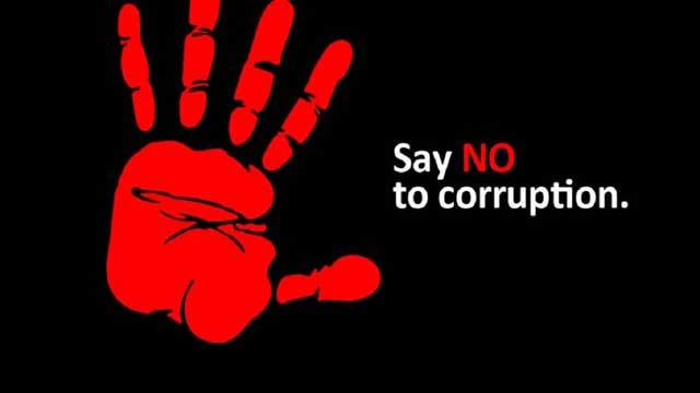 International Anti-Corruption Day Monday