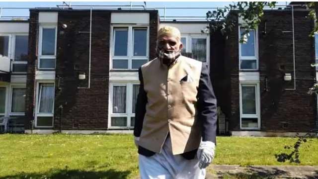 করোনাযুদ্ধ: লন্ডনে রোজা রেখে হেঁটে তহবিল সংগ্রহ করছেন প্রবাসী দবিরুল