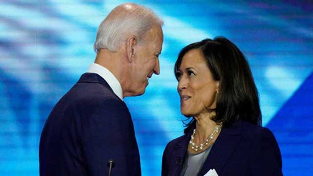 Biden chooses Kamala Harris as running mate