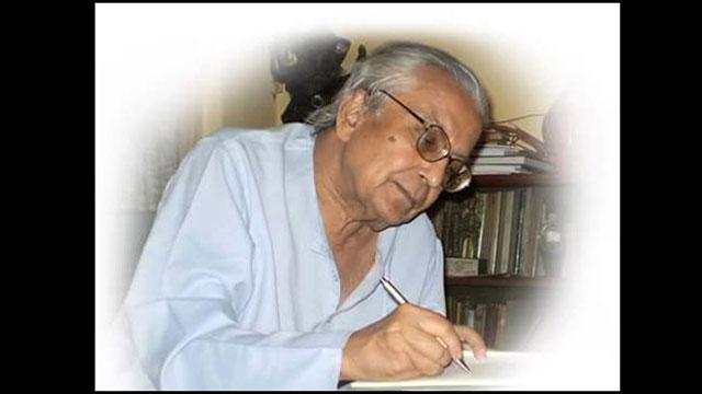 কবি অলোকরঞ্জন দাশগুপ্ত আর নেই