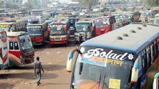 Khulna bus service to remain suspended ahead of BNP rally