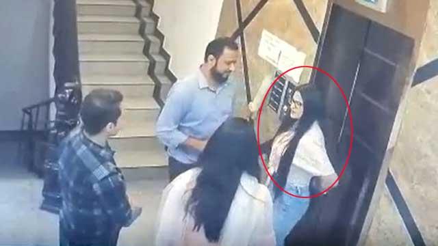 Pori Moni accused of vandalizing Gulshan club
