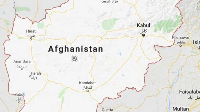 Civilians killed in airstrikes on Taliban base, Afghan official says